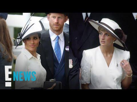 6 Ways Meghan Markle Has Honored Princess Diana   E! News