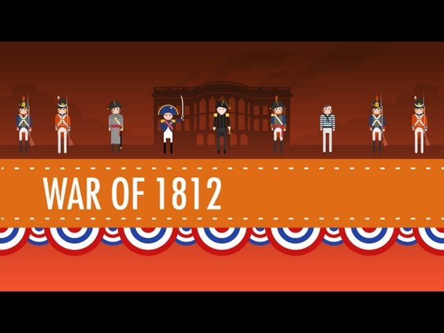 a history of the war from 1812 in north america Historystategov 30 shell menu menu  , restoring the political boundaries on the north american continent to the status  the real causes of the war of 1812,.