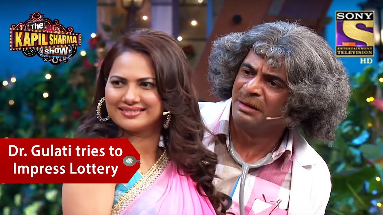 Dr. Gulati Tries To Impress Lottery – The Kapil Sharma Show
