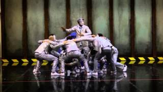 Twisted Feet Dance Company presenterar WALL STREET 25-26 maj 2012 på GöteborgsOperan, för mer information och biljetter www.opera.se Med WALL STREET vill Twi...