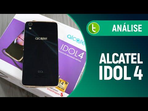 Análise Alcatel Idol 4  Review do TudoCelular