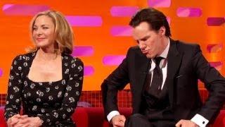 Secrets from New SHERLOCK Series! Benedict Cumberbatch on The Graham Norton Show NEW May 9