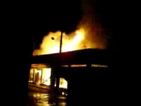Fogo em Martinópolis - SP (Parte 3)