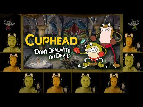 Video CUPHEAD