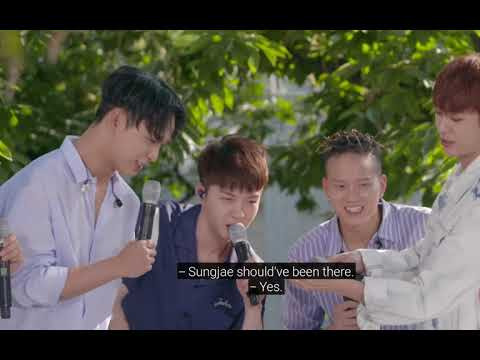 BTOB's Phone Call with Sungjae and Master in The House Cast