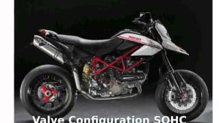7. 2010 Ducati Hypermotard 1100 EVO Details and Specification