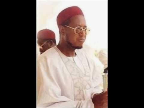 Dakai Nake - Sheikh Ja'afar Mahmud Adam.wmv