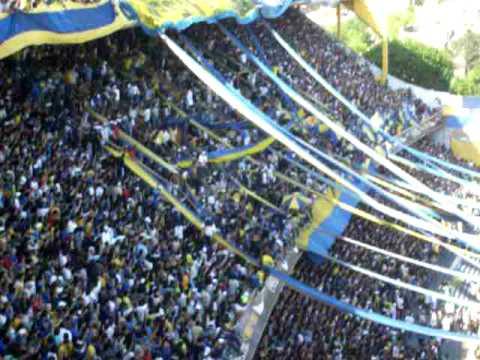 entrada la 12 vs san descenso - La 12 - Boca Juniors