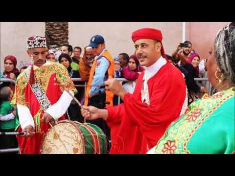 Lila Màalam Hicham Marchan 2017 -'_ Boulala Fatima _-' & Gnawa Oulad Bambra