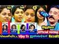 Official Voting Result வெளியிட்ட Bigg Boss ! ஐஸ்வர்யா முன்னிலை ! ரித்து ! Vijay TV ! Bigg Boss Tamil