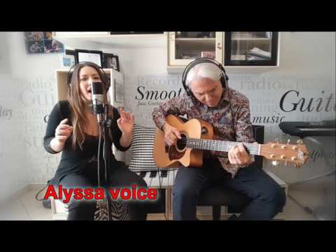 Guitar&Voice#35 Alyssa Voice in ADAGIO Ft. piero del prete