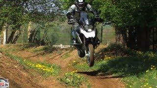 Essai extrême : BMW R 1200 GS, la moto qui énerve - YouTube