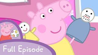 Video Peppa Pig - Chloé's Puppet Show (full episode) MP3, 3GP, MP4, WEBM, AVI, FLV Juli 2019
