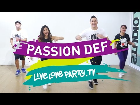 Passion Def by Bel-mondo feat. Clotilde | Live Love Party x Jayden Rodrigues | Dance Fitness