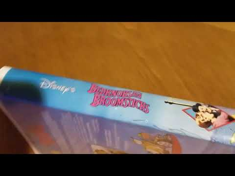 Opening To Bedknobs And Broomsticks Vhs 1971