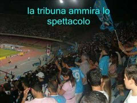Fiesta en el San Paolo por el ascenso del Napoli a Serie A (2007)