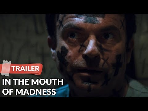 In the Mouth of Madness 1994 Trailer HD | John Carpenter | Sam Neill