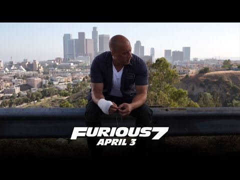 Furious 7 (Featurette 'A Look Inside')