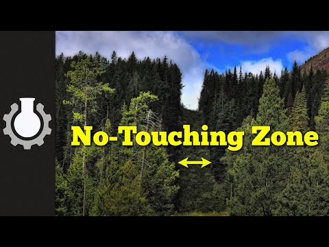 Watch: US and Canada's Bizarre Border Is Not a Straight Line