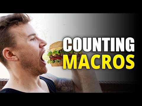 Counting Macros for Dummies | IIFYM Full Day of Eating