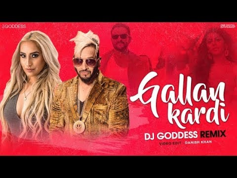Video Gallan Kardi | DJ Goddess Remix |Jazzy B| Saif AK, Tabu, Alaya F| Jawaani Jaaneman download in MP3, 3GP, MP4, WEBM, AVI, FLV January 2017