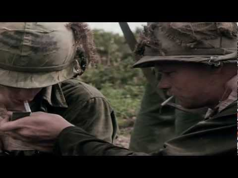 THE REAL PLATOON VIETNAM WAR MUSIC VIDEO HD