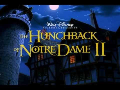 The Hunchback of Notre Dame II Trailer HD