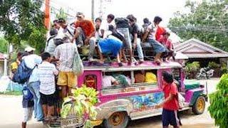 Iligan City Philippines  city photos gallery : Jeepney Ride & Talk: Iligan City, Mindanao, Philippines