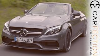 Mercedes-AMG C63 S: Closer To The Roar - Carfection by Carfection