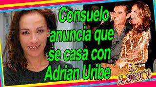 Video Se reconcilian ya están a un paso del altar. Consuelo Duval y Adrián Uribe MP3, 3GP, MP4, WEBM, AVI, FLV Juli 2018