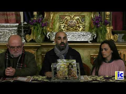 Presentación en Isla Cristina de la Revista 75 Aniversario Imagen Cautivo