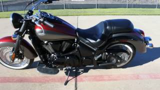 6. SALE $6,599:  2016 Kawasaki Vulcan 900 Classic Overview and Review