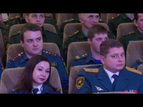 Праздничный концерт, посвященный Дню спасателя Донецкой Народной Республики