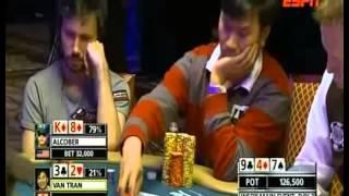 Call Fantástico No WSOP-world Championship Of Poker 2012 - ESPN