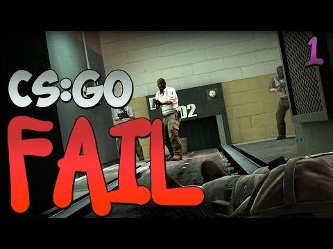 CS:GO FAIL #1 - Пилотный выпуск