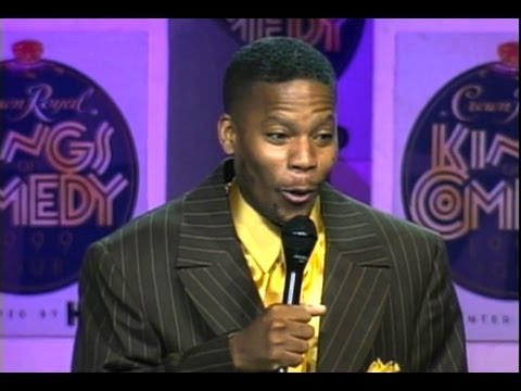 DL Hughley Kings of Comedy