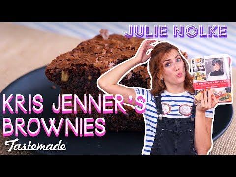 Kris Jenner's Brownies | 5 Second Rule with Julie