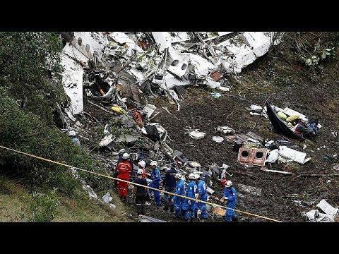 Κολομβία: Ανοικτά όλα τα σενάρια για την αεροπορική τραγωδία