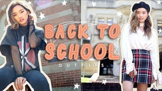 Back To College Outfits | Monday Through Friday by Clothes Encounters