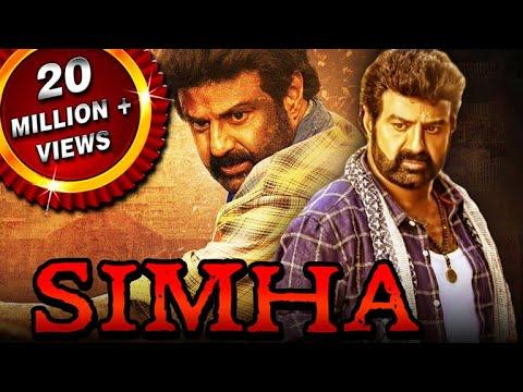 Simha Telugu Hindi Dubbed Full Movie   Nandamuri Balakrishna, Nayanthara, Sneha Ullal