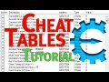 How To Use Cheat Tables Ct Files To Cheat In Pc Games c
