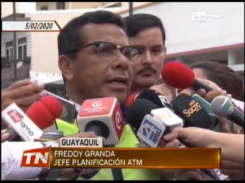 Tres Carriles de Av. Quito se cerrarán por trabajos de Aerovía