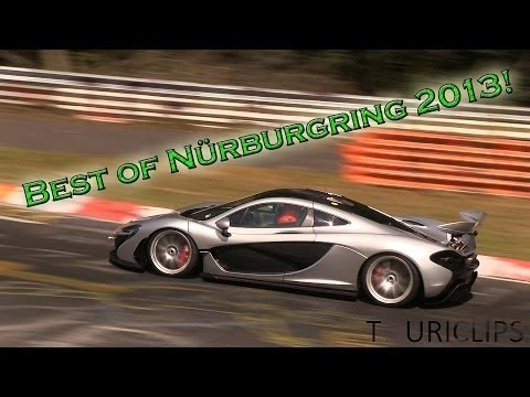 Nürburgring - Take a look back with us at the Nürburgring season of 2013 and enjoy the amazing machinery on display at the Nordschleife once more! This video contains foot...