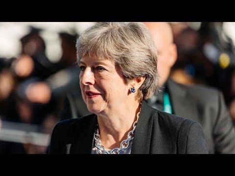 Großbritannien: Premierministerin Theresa May plant neues ...