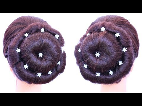 Short hair styles - wedding updo for short hair  wedding guest hairstyle  easy hairstyles  juda hairstyle