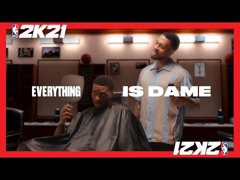 NBA 2K21 : Everything Is Dame