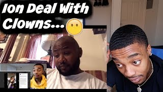 Reacting To My Ex's Dad Talking Crazy...