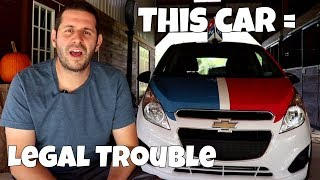 Video I'm being FORCED to RETURN the Pizza Car and NEED YOUR HELP MP3, 3GP, MP4, WEBM, AVI, FLV Juli 2019
