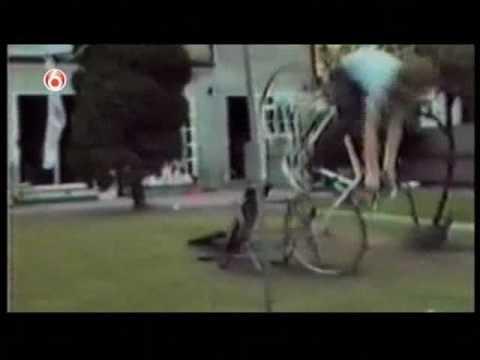 Bloopers en bicicleta