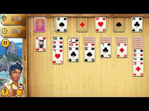 Platinum Solitaire 3 mobile java games